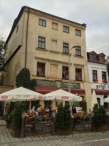 Ariel restaurant - Jewish Quarter, Krakow